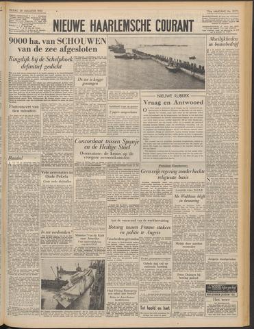 Nieuwe Haarlemsche Courant 1953-08-28
