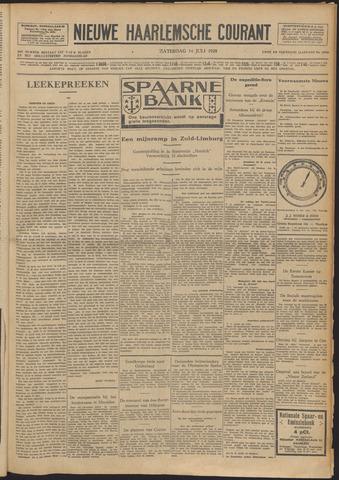 Nieuwe Haarlemsche Courant 1928-07-14
