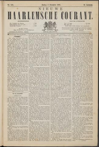 Nieuwe Haarlemsche Courant 1881-12-04