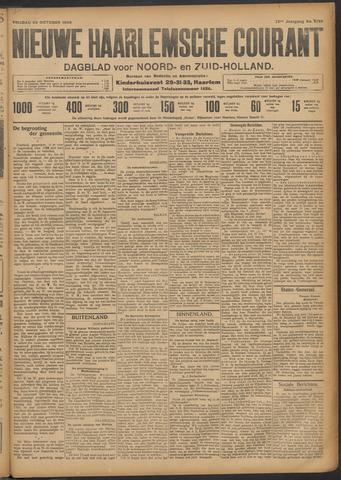 Nieuwe Haarlemsche Courant 1908-10-23