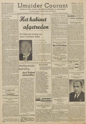 IJmuider Courant 1939-07-01