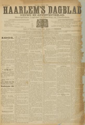 Haarlem's Dagblad 1901