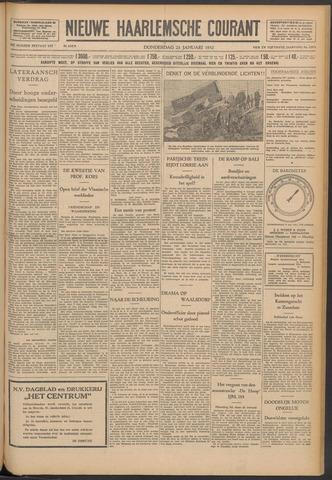 Nieuwe Haarlemsche Courant 1932-01-21