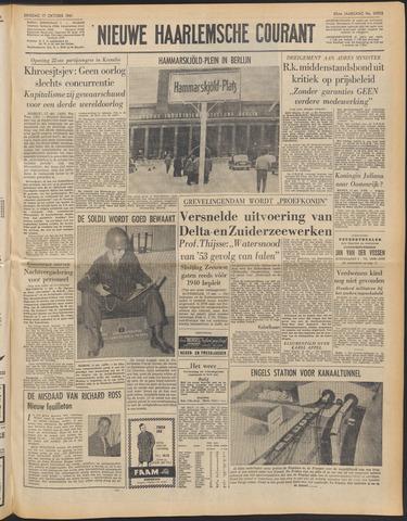 Nieuwe Haarlemsche Courant 1961-10-17