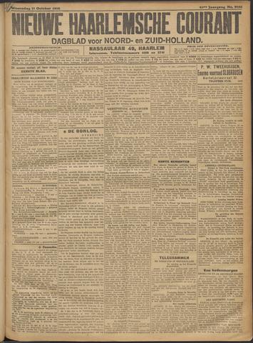 Nieuwe Haarlemsche Courant 1916-10-11