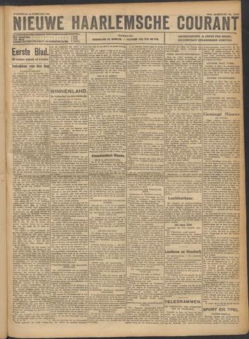 Nieuwe Haarlemsche Courant 1921-02-16
