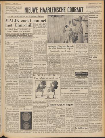 Nieuwe Haarlemsche Courant 1953-06-04