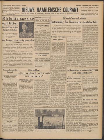 Nieuwe Haarlemsche Courant 1939-11-09