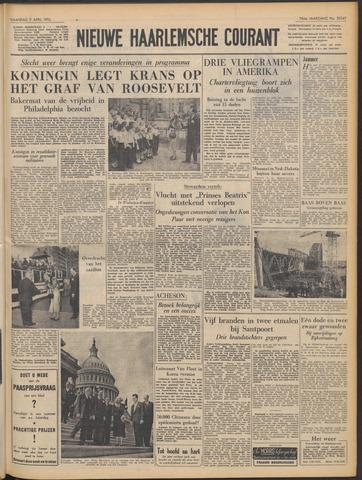 Nieuwe Haarlemsche Courant 1952-04-07