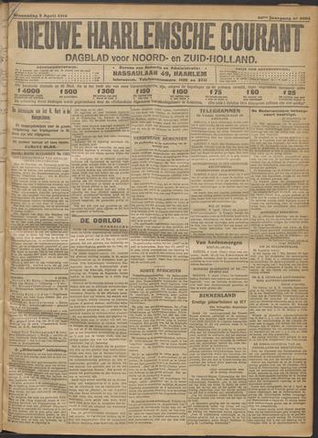 Nieuwe Haarlemsche Courant 1916-04-05