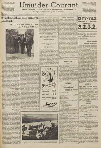 IJmuider Courant 1939-06-23