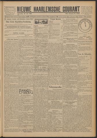 Nieuwe Haarlemsche Courant 1925-07-29