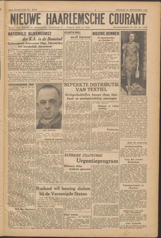 Nieuwe Haarlemsche Courant 1945-09-21