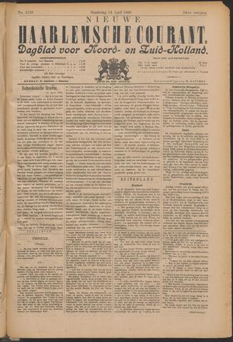 Nieuwe Haarlemsche Courant 1899-04-13