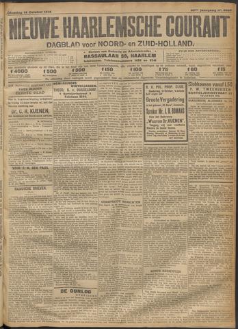 Nieuwe Haarlemsche Courant 1915-10-19