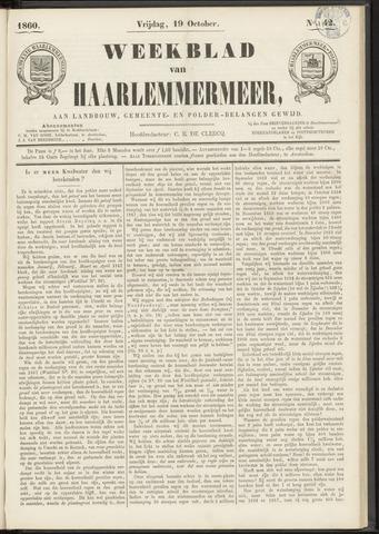 Weekblad van Haarlemmermeer 1860-10-19