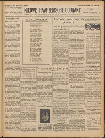 Nieuwe Haarlemsche Courant 1940-12-25