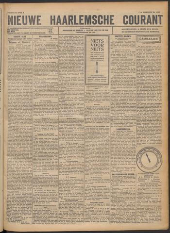 Nieuwe Haarlemsche Courant 1922-04-28