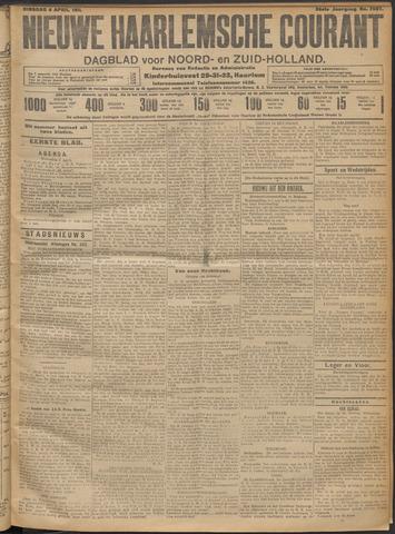 Nieuwe Haarlemsche Courant 1911-04-04