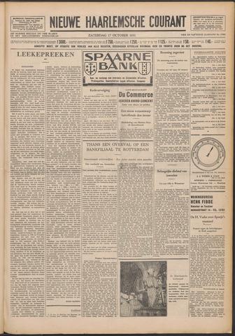 Nieuwe Haarlemsche Courant 1931-10-17