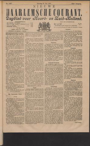 Nieuwe Haarlemsche Courant 1900-05-26