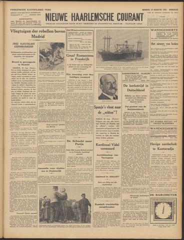 Nieuwe Haarlemsche Courant 1936-08-24