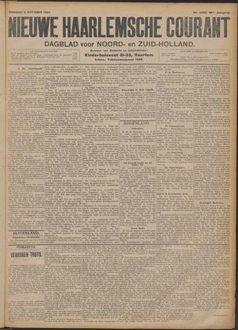 Nieuwe Haarlemsche Courant 1907-10-08