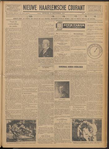 Nieuwe Haarlemsche Courant 1929-09-24