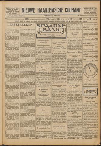 Nieuwe Haarlemsche Courant 1931-07-04
