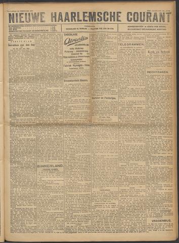 Nieuwe Haarlemsche Courant 1921-02-26