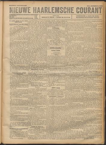 Nieuwe Haarlemsche Courant 1920-12-01