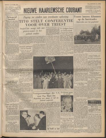 Nieuwe Haarlemsche Courant 1953-10-13