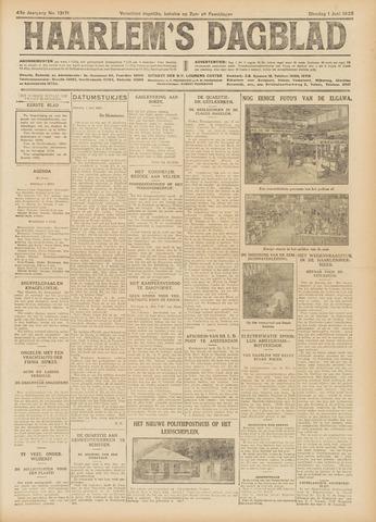 Haarlem's Dagblad 1926-06-01