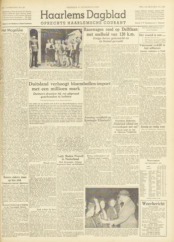 Haarlem's Dagblad 1954-08-17