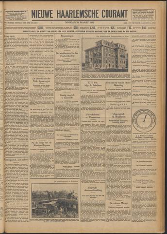 Nieuwe Haarlemsche Courant 1931-03-24