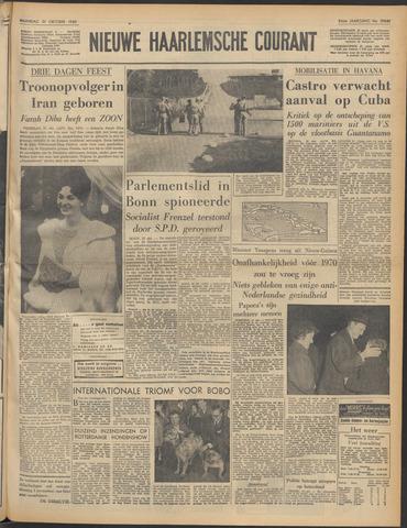 Nieuwe Haarlemsche Courant 1960-10-31