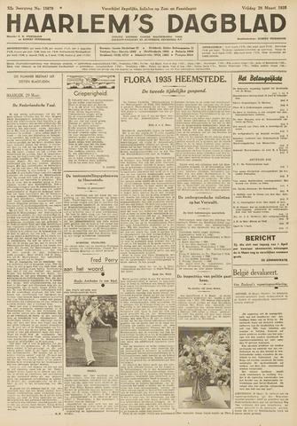 Haarlem's Dagblad 1935-03-29