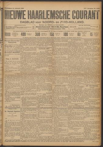 Nieuwe Haarlemsche Courant 1909-01-27