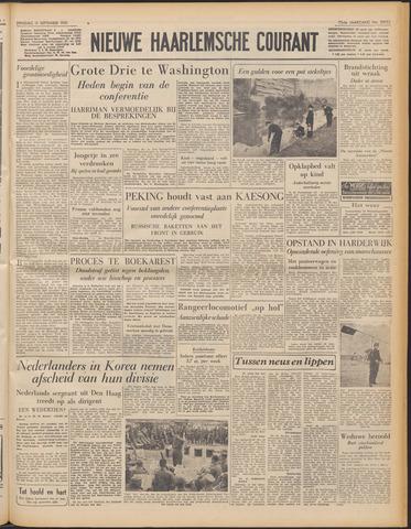 Nieuwe Haarlemsche Courant 1951-09-11