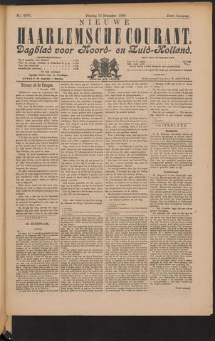 Nieuwe Haarlemsche Courant 1899-12-12