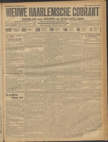 Nieuwe Haarlemsche Courant 1913-01-22