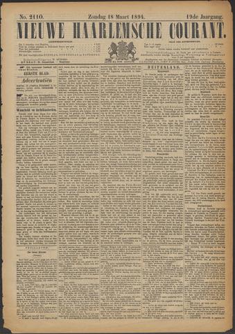 Nieuwe Haarlemsche Courant 1894-03-18