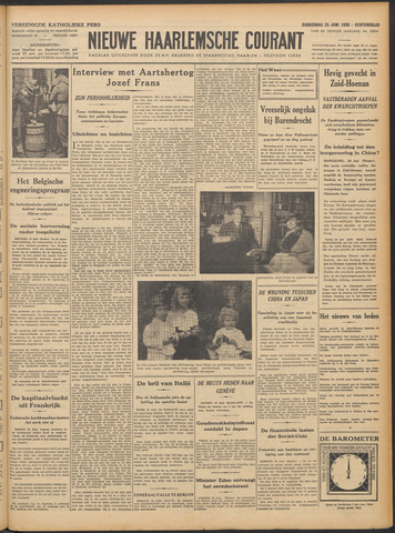 Nieuwe Haarlemsche Courant 1936-06-25