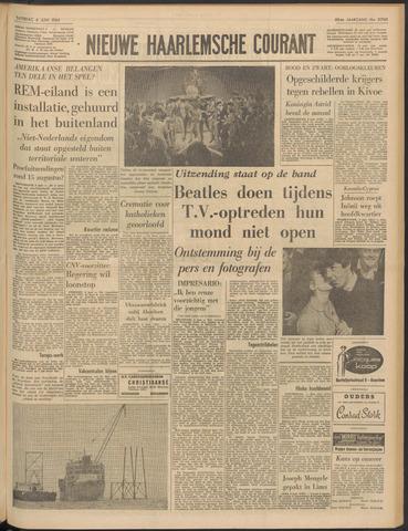 Nieuwe Haarlemsche Courant 1964-06-06