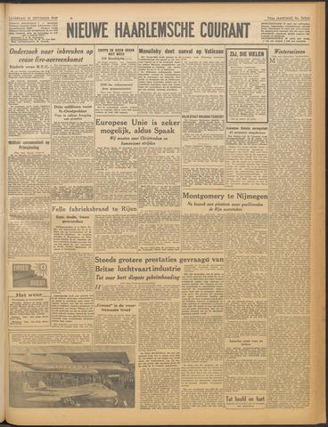 Nieuwe Haarlemsche Courant 1949-09-10