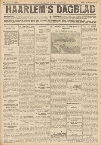 Haarlem's Dagblad 1926-08-20