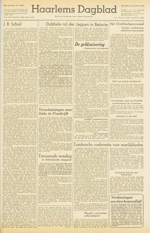 Haarlem's Dagblad 1945-09-24