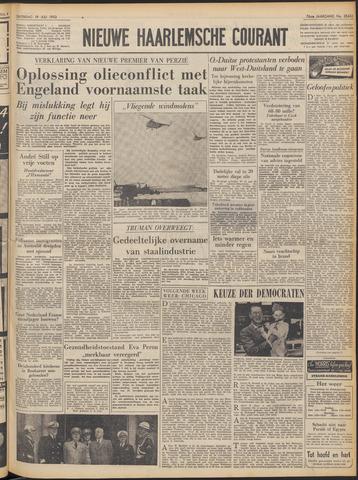 Nieuwe Haarlemsche Courant 1952-07-19