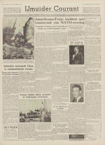 IJmuider Courant 1959-12-14