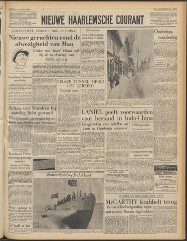 Nieuwe Haarlemsche Courant 1954-03-06